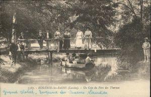 Eugenie-les-Bains Le Parc des Thermes / Eugenie-les-Bains /Arrond. de Mont-de-Marsan