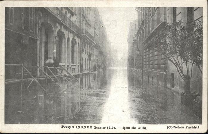 Paris Rue de Lille / Paris /Arrond. de Paris