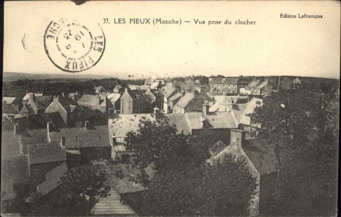 Les Pieux Clocher / Les Pieux /Arrond. de Cherbourg
