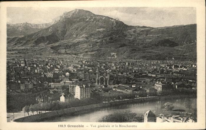 Grenoble Moucherotte / Grenoble /Arrond. de Grenoble