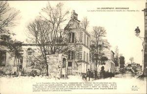 Champigny  / Champigny /Arrond. de Sens