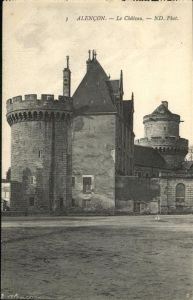 Alencon Chateau / Alencon /Arrond. d Alencon