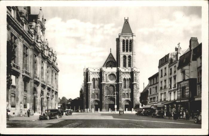 Saint-Denis Seine-Saint-Denis