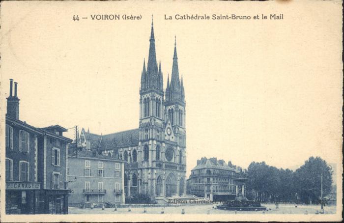 Voiron Cathedrale Saint Bruno