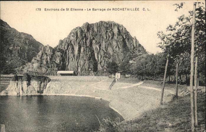 Rochetaillee Saint Etienne  / Saint-Etienne /Arrond. de Saint-Etienne