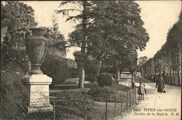 Ak vitry sur seine inondations 1910 maisons inond es de - Mobilier jardin yvelines vitry sur seine ...