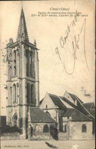 Creil Eglise  / Creil /Arrond. de Senlis