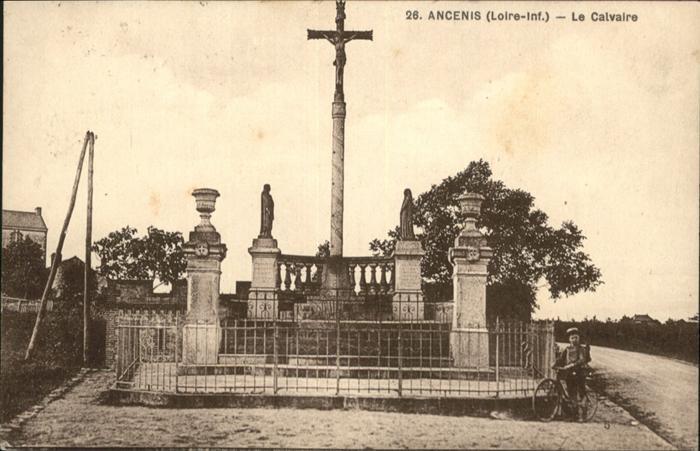 Ancenis Calvaire / Ancenis /Arrond. d Ancenis