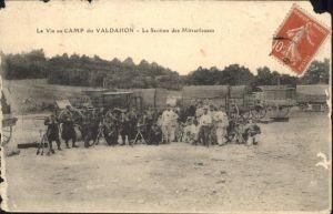 Valdahon Vie au Camp du Valdahon / Valdahon /Arrond. de Besancon
