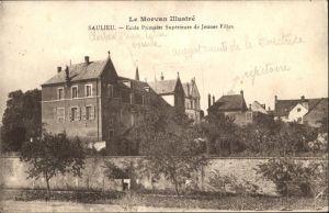 Saulieu Ecole Primaire Superieure de Jeunes Filles / Saulieu /Arrond. de Montbard