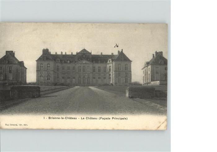 Brienne-le-Chateau  / Brienne-le-Chateau /Arrond. de Bar-sur-Aube