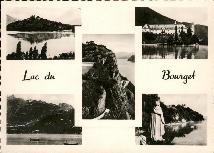 Le Bourget-du-Lac Savoie  / Le Bourget-du-Lac /Arrond. de Chambery