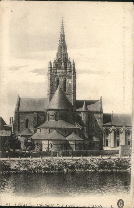 Laval-en-Laonnois Eglise / Laval-en-Laonnois /Arrond. de Laon