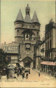 Bordeaux Bordeaux Tour Grosse Cloche * / Bordeaux /Arrond. de Bordeaux