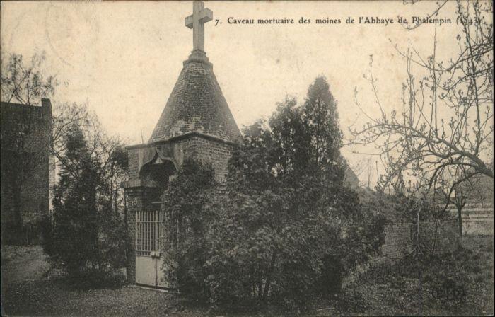 Phalempin Phalempin Abbaye x / Phalempin /Arrond. de Lille