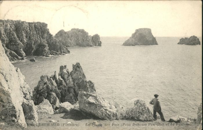 Camaret-sur-Mer Camaret-sur-Mer Pointe Pois x / Camaret-sur-Mer /Arrond. de Chateaulin