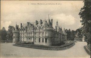 Gallardon Gallardon Chateau Esclimont * / Gallardon /Arrond. de Chartres