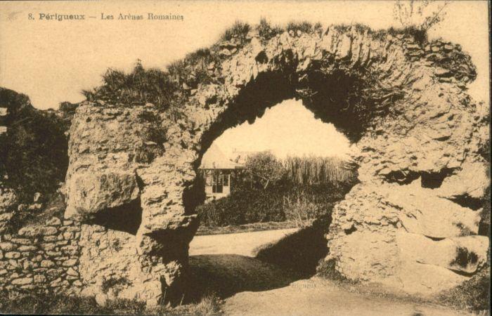 Perigueux Perigueux Arenes Romaines * / Perigueux /Arrond. de Perigueux