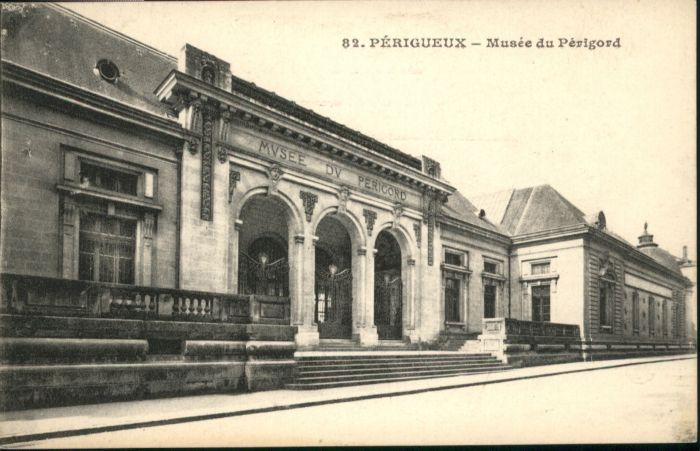 Perigueux Perigueux Musee Perigord * / Perigueux /Arrond. de Perigueux