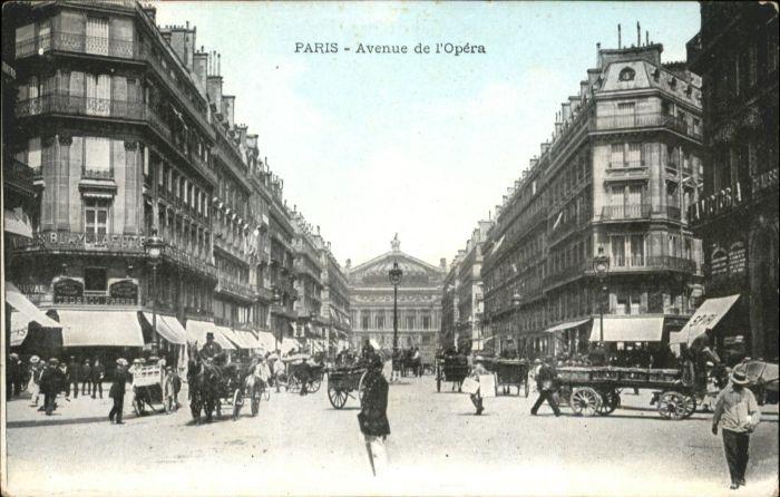 Paris Paris Avenue Opera * / Paris /Arrond. de Paris