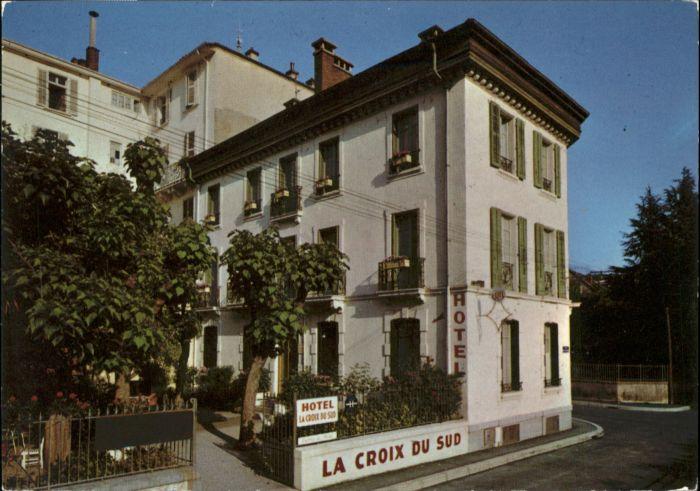 Aix-les-Bains Aix-les-Bains Hotel La Croix du Sud * / Aix-les-Bains /Arrond. de Chambery