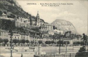 Grenoble Grenoble Sainte-Marie-d'en-Haut Vedette Gauloise Loin Saint-Eynard * / Grenoble /Arrond. de Grenoble