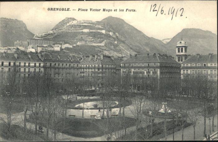 Grenoble Grenoble Place Victor Hugo Forts x / Grenoble /Arrond. de Grenoble