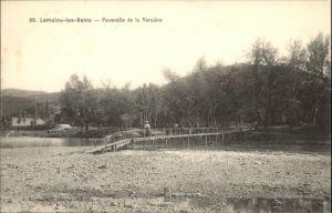 Lamalou-les-Bains Lamalou-les-Bains Passerelle Verniere * / Lamalou-les-Bains /Arrond. de Beziers