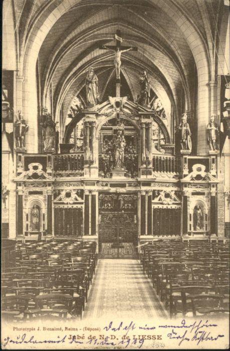 Liesse-Notre-Dame Liesse-Notre-Dame  x / Liesse-Notre-Dame /Arrond. de Laon