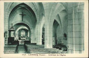 Lainsecq Lainsecq Eglise * / Lainsecq /Arrond. d Auxerre