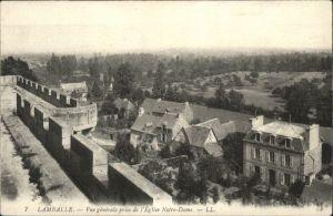 Lamballe Lamballe Eglise Notre-Dame x / Lamballe /Arrond. de Saint-Brieuc