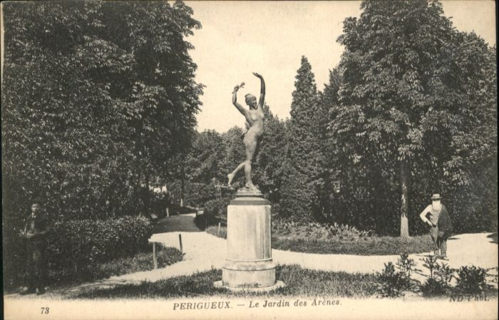 Perigueux Perigueux Jardin Arenes * / Perigueux /Arrond. de Perigueux