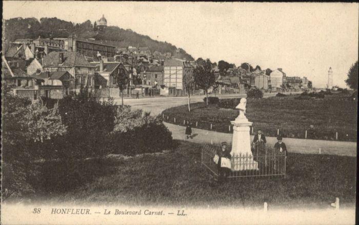 Honfleur Honfleur Boulevard Carnot * / Honfleur /Arrond. de Lisieux