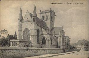 Dives-sur-Mer Dives-sur-Mer Eglise * / Dives-sur-Mer /Arrond. de Lisieux