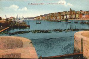 Boulogne-sur-Mer Boulogne-sur-Mer Port * / Boulogne-sur-Mer /Arrond. de Boulogne-sur-Mer