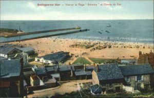 Boulogne-sur-Mer Boulogne-sur-Mer Plage Britannia Port * / Boulogne-sur-Mer /Arrond. de Boulogne-sur-Mer