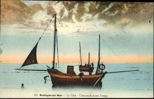 Boulogne-sur-Mer Boulogne-sur-Mer Crepuscule * / Boulogne-sur-Mer /Arrond. de Boulogne-sur-Mer
