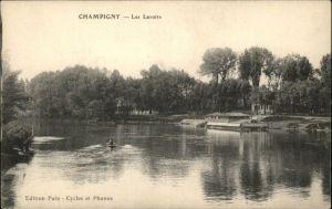 Champigny Champigny Lavoirs * / Champigny /Arrond. de Sens