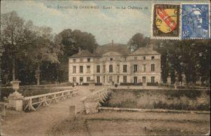 Garennes-sur-Eure Garennes-sur-Eure Chateau x / Garennes-sur-Eure /Arrond. d Evreux
