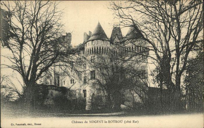 Nogent-le-Rotrou Nogent-le-Rotrou Chateau * / Nogent-le-Rotrou /Arrond. de Nogent-le-Rotrou