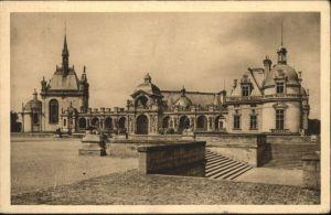 Chantilly Chantilly Chateau Chapelle x / Chantilly /Arrond. de Senlis