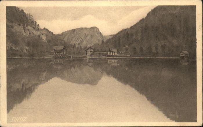 Villers-le-Lac Villers-le-Lac Dernier Bassin * / Villers-le-Lac /Arrond. de Pontarlier