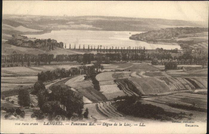 Langres Langres Digue Liez * / Langres /Arrond. de Langres
