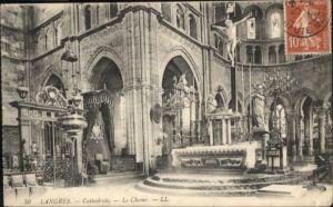 Langres Langres Cathedrale x / Langres /Arrond. de Langres
