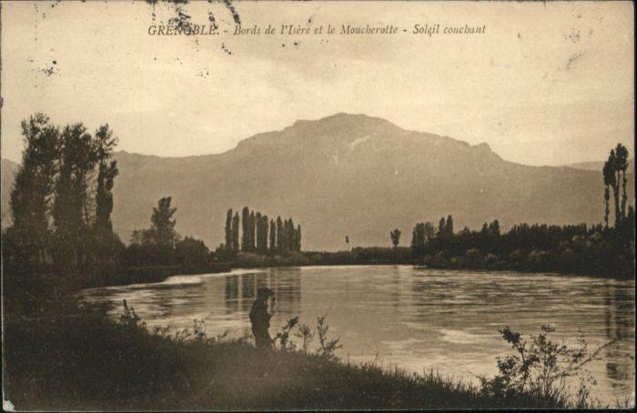 Grenoble Grenoble Bords Isere Moucherotte x / Grenoble /Arrond. de Grenoble