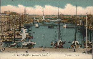 Le Havre Le Havre Bassin Commerce * / Le Havre /Arrond. du Havre