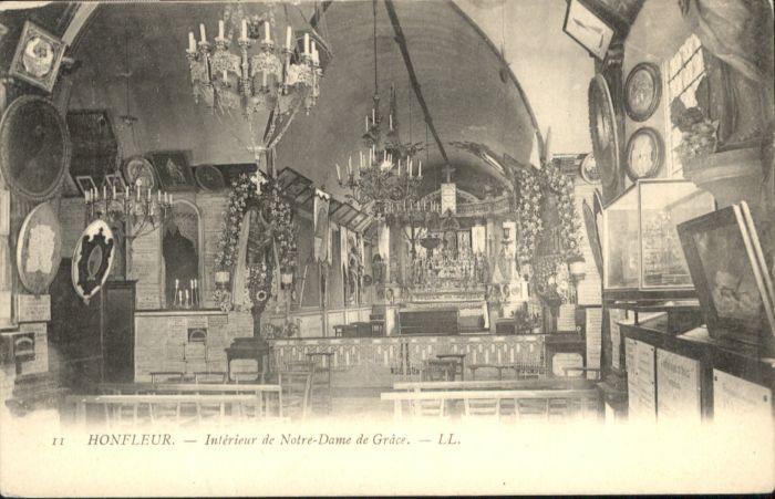 Honfleur Honfleur Notre-Dame Grace * / Honfleur /Arrond. de Lisieux