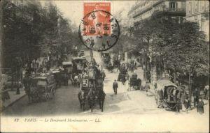 Paris Paris Boulevard Montmartre x / Paris /Arrond. de Paris