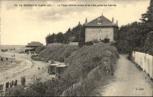La Bernerie-en-Retz La Bernerie-en-Retz Plage Sainte-Anne  * / La Bernerie-en-Retz /Arrond. de Saint-Nazaire