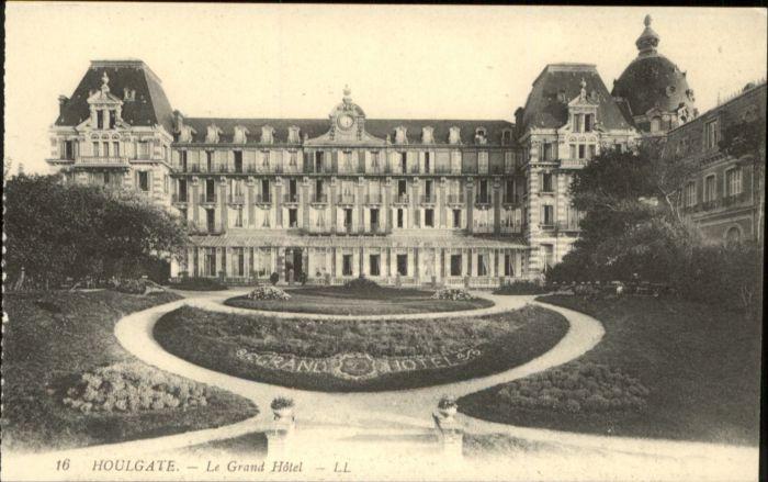 Houlgate Houlgate Grand Hotel * / Houlgate /Arrond. de Lisieux